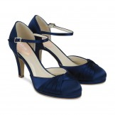Navy Occasion Shoes Paradox Pink Allure