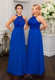 Prom Frocks PF9283 Royal Blue Prom or Bridesmaid Dress
