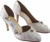 Diane Hassall CYMBELINE Wedding Shoes Designer Bridal Shoes