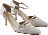 Diane Hassall INDIAN SUMMER Wedding Shoes Designer Bridal Shoes