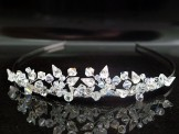 Liza Designs Crystal Bridal Tiara FH2718