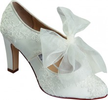 Diane Hassall Cherish Bridal Shoes