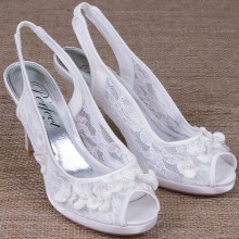 Perfect Bridal Shoes Lottie
