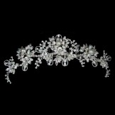 Twilight Designs Bridal or Bridesmaid Tiara Hair Comb TLH3011