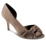 Lunar FLR057 Taupe Occasion Shoes