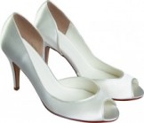 Else Muscat Dyeable Wedding Shoes NEW