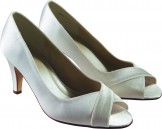 ALEXA by Rainbow Club Wedding Shoes Dyeable Bridal Shoes