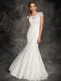 Bridal Gown Ella Rosa 253 Private Label by G