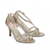 Paradox Pink Vibrant Champagne Wedding Shoes