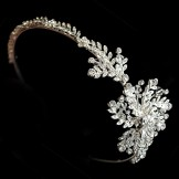 Twilight Designs Vintage Style Bridal Side Tiara TLT4590