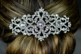 Diamante Hair Comb TLH3029
