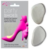 Shoe Candy Party Shoes Gel Sole Peep toe half sole