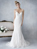 Bridal Gown Ella Rosa BE439 by Kenneth Winston