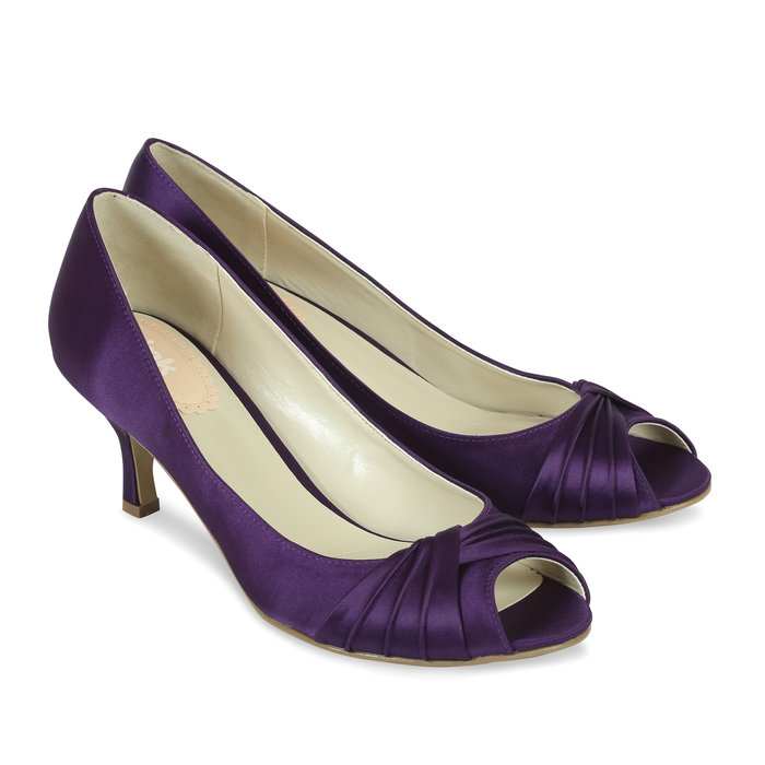 purple occasion shoes paradox pink