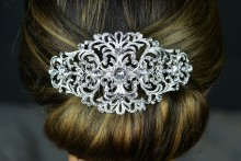 Diamante Hair Comb TLH3028