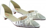 ALICE by Rainbow Club Wedding Shoes Wide Fit Bridal Shoes