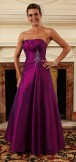 Kiss the Frog Style 1125 Taffeta Prom Bridesmaid or Cocktail Dress