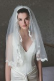 Rainbow Club Topolino Ivory Bridal Veil 54 inches