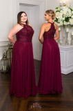 Prom Frocks PF9506 Blackcurrant Prom Dress or Evening Gown