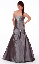 Prom Frocks PF965 Pewter