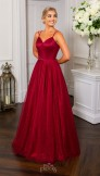 Prom Frocks PF9721 Burgundy Prom Dress or Ball Gown