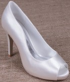 Perfect Bridal Shoes Polly Dyeable Satin