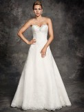 Bridal Gown Ella Rosa 255 Private Label by G
