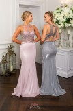Prom Frocks PF9657 Pewter Prom Dress or Evening Gown