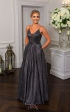 Prom Frocks PF9661 Charcoal Prom Dress or Evening Gown