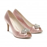 Blush Occasion Shoes Paradox Pink Tender