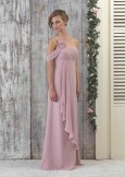 Bridesmaid Dress Linzi Jay EN306 Vintage Rose