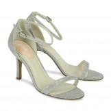 Silver Occasion Shoes Paradox Pink Serenity