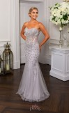 Prom Frocks PF9492 Silver Prom Dress or Evening Gown