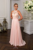 Prom Frocks PF9283 Blush Prom or Bridesmaid Dress