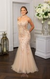 Prom Frocks PF9492 Champagne Prom Dress or Evening Gown