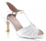 Kessie Dyeable Bridal Shoe