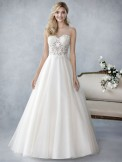 Bridal Gown Ella Rosa BE420 by Kenneth Winston