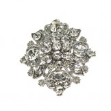 Diamante Shoe Clips Exclusive to The Wedding Boutique Style 507